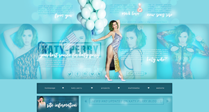 Design ft. Katy Perry by PetulaT