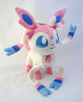 Sylveon by PlanetPlush