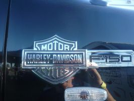 F150 badge by Moboist