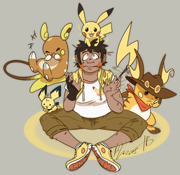Gym Leader-sona by WHATiFGirl