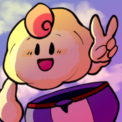 Mallow Icon by luvkirby4ever