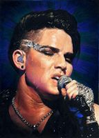 Adam Lambert - Bejeweled by sunshinerin