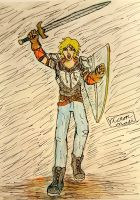 Jaune Arc by TheRavensBastard39