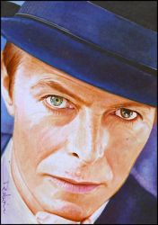David Bowie by DavidDeb