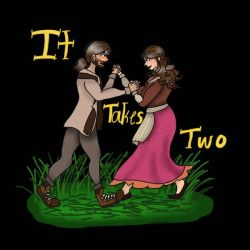 It Takes Two by Girlydeadlox