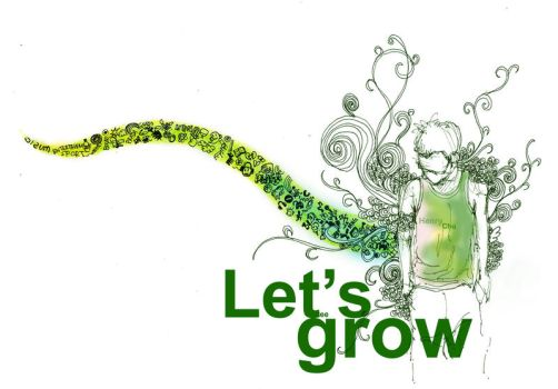 Grow Up by etee