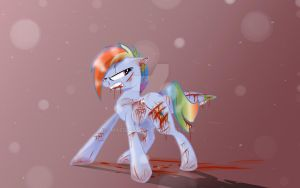 Rainbow Dash by maedel2000