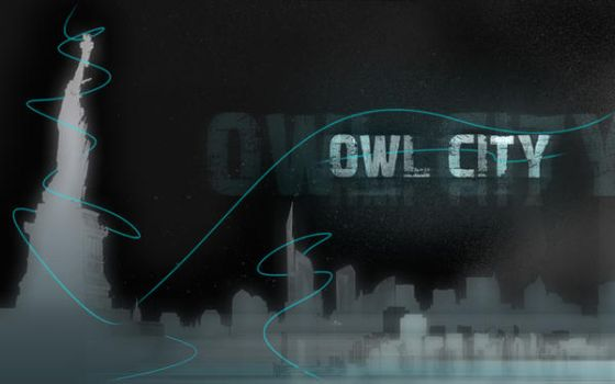 Owl City Wallpaper by musicguyguy