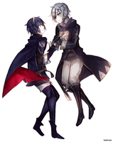 Fire Emblem: If Death Comes from You by batensan