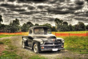 Chevrolet HDR by daniellepowell82