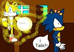 Tails Ghost by SonadowComics