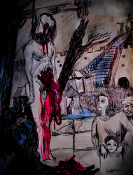The Suicide of Judas by JOHNNYFB