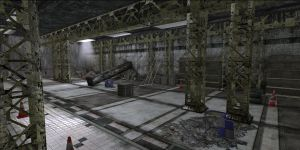 Warehouse Project process02 by Lilshadow