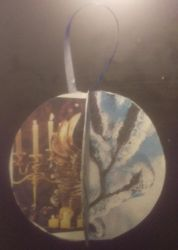 Recycled Ornament 2 Side 2 by gpsc