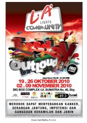 Tuesday Outloud October 2010 by Janitra