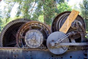 Industrial Gears Galore 1 by FoxStox