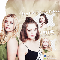 Lucy Hale and Sasha Pieterse PNG PACK ! #56 by SudeBagci
