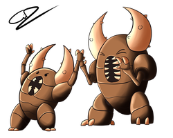 What Could Have Been - Pinsir
