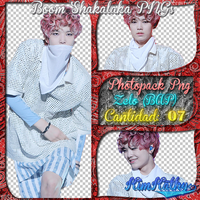 Zelo (BAP) Pack PNG by KimKathy