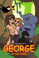 George of the jungle by toongrowner