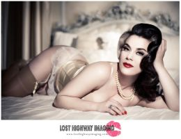 Old Hollywood Glam by bethanyclaire