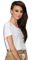 Cher Lloyd PNG by 234maia