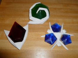 Spiritual Stone Progess -Bases by Linksliltri4ce