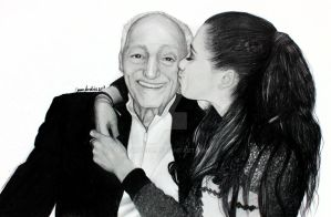 Frank and Ariana Grande by jardc87