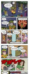 Chrono Trigger Comic- Moving Forward by orinocou