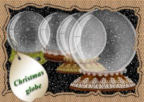 Christmas globe 2 by roula33