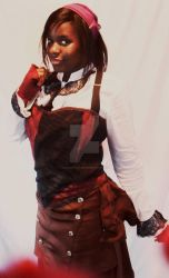 Steampunk- AirShip First Mate by SirLadyCostumer