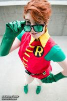 Carrie Kelley Cosplay 2 by MicroKittyCosplay