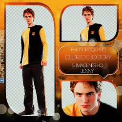 Photopacks Cedric Diggory Png's by JenniferBomerGrey