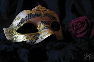 After the masquerade by MariAnrua