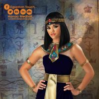 The queen pharaoh1 by HMart