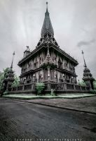 temple of thought by sandeepsarma