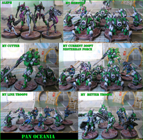 Infinity miniatures Part 1 by kitfox-crimson