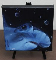 Hammerhead by crazycolleeny