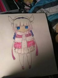 Kanna Kobayashi fan art by tanger33n