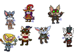 Yordle Doodle Sheet by TheBossVeigar