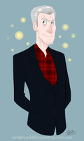 Never Could Resist a Pinstripe by scribblywobbly