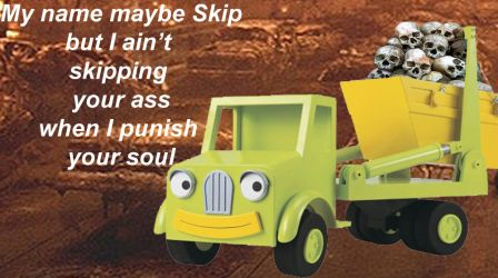 Skip Bob the Builder gets Serious by mrlorgin