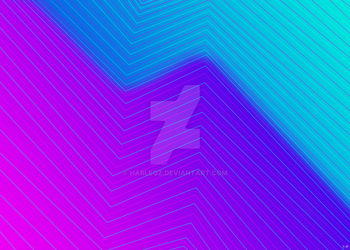 Neon Wave by harleqz