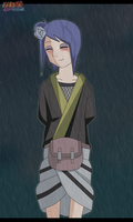 .:.On the rain.:. by Jucii-chan