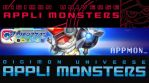 Digimon Universe Appli Monsters - Banners by ultima-lord