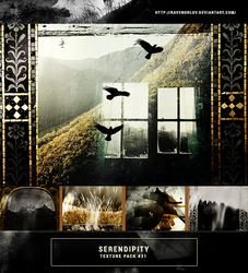Texture Pack #31 - Serendipity by RavenOrlov