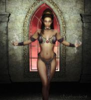 ..::Temple Priestess::.. by Nythande