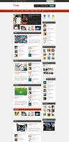 Cherry  Responsive News and Magazine Theme by freewordpressthemes