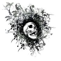 Skull by 3cookec