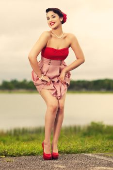 Pinup by Kendra-Paige